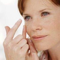 Hvordan bruke en protese Contact Lens