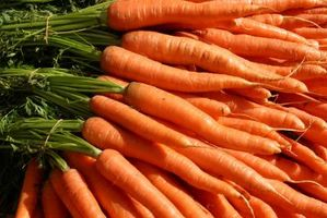 Ernæringsmessige verdien av gulrøtter