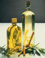Hvordan sette mot oljer med urter og krydder