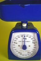 Hvordan å miste vekt med 1700 kalorier