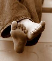 Hva er meningen med Foot Drop?