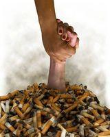 Hvordan avslutte avhengighet av sigaretter