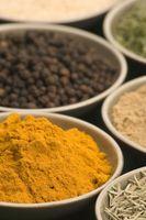 Curry Powder helsemessige fordeler for leveren