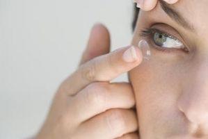 Hvordan erstatte en Contact Lens