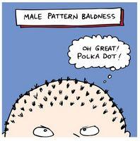 Organiske behandlinger for skallethet