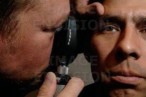 Fibromyalgi øye problemer