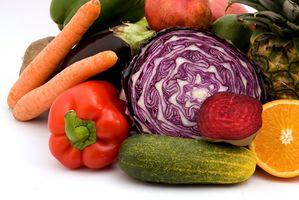 Raw-Food vegetarisk kosthold