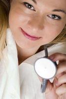 Skilt og symptomer på lavt antall hvite blodceller