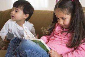 Hva er årsakene til en kort oppmerksomheten span i normale barn?