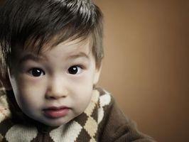 Hvordan ta pulsen på en 2-åring