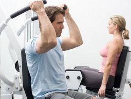 Slik starter en Gym Rutinemessig