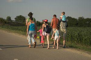 Sommer Fysiske aktiviteter for hele familien