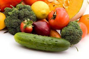Viktigheten av sunn mat og mosjon