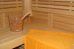 Hvordan bruke en FIRS Infrarød Sauna