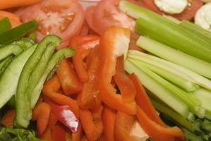 Hvordan å miste vekt ved å spise frukt, grønnsaker, kylling og biff