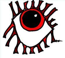 øyne somrenner og klør