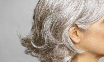 Hvordan redusere Gray Hair gjennom ernæring