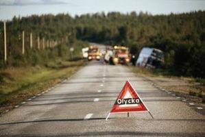Viktigste årsakene til trafikk Dødsfall