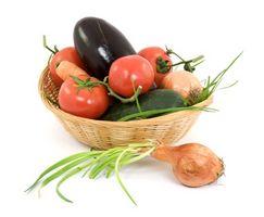 Vegetabilsk liste for en Diet