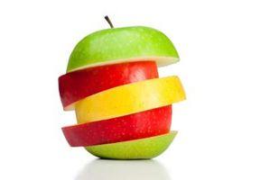 Hvilke vitaminer Har en Apple har?