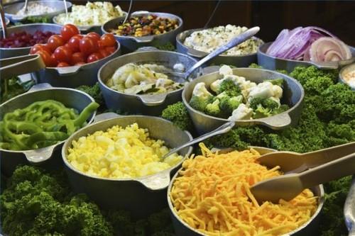 Hvordan lage en Vegetarisk dagligvare List