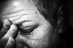 Årsaken til en optisk migrene