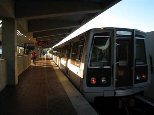 Hvordan unngå å bli svimmel når Riding the DC Metro