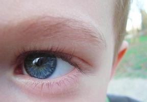 Grunner for små pupiller