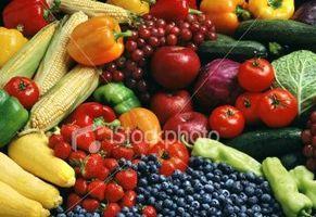Avgiftning diett Foods