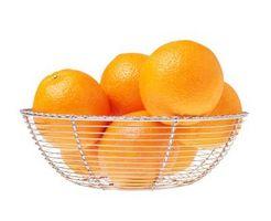 Hvordan å bekjempe en kald med appelsiner