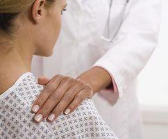 brystskade etter kollisjon