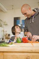 Hvordan å mate små barn på Raw Food Diet