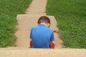 Depresjon symptomer hos barn