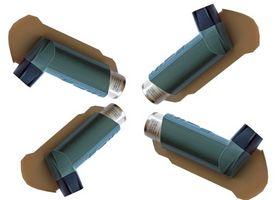 Komplikasjoner av HFA Inhalers