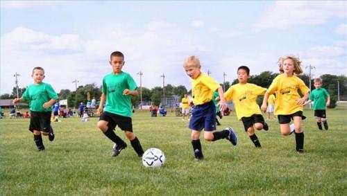 Hvordan gjøre sport hjelpe barna?
