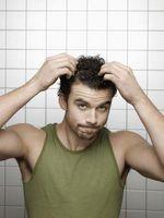 Typer Medisinsk Shampoo for Hodebunnen Klump