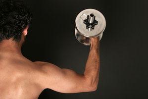 Hvordan bli kvitt underarm Fat