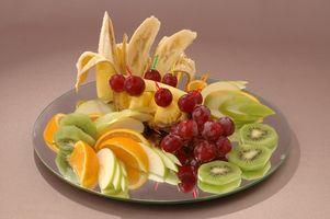 Førskolen Aktiviteter på frukt og grønnsaker