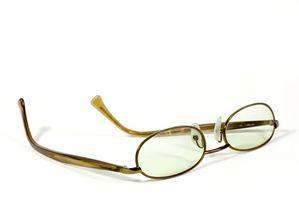 Brille Frame Anbefalinger for Tykke Lenses