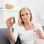 Naturlig hormon erstatning behandling