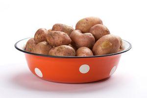 Er poteter Karbohydrater?