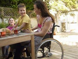 Hvordan komme til enighet med en funksjonshemming