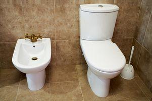 Endring toalett