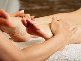 Hvordan å lindre smerte Gjennom Refleksologi