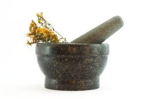 Naturlige urter for depresjon og angst
