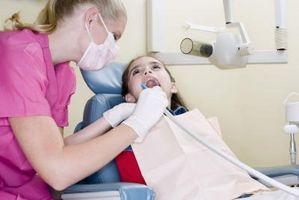 Ledig tannhelsetjenesten for barn