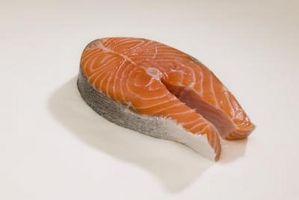 Er Sockeye Salmon en trygg fisk å spise?