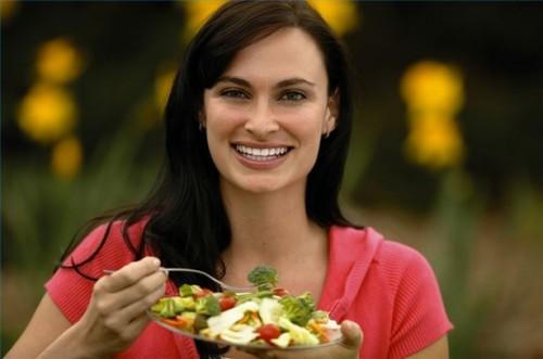 Slik behandler diabetes med et vegetarisk kosthold