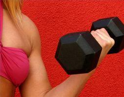 Omsorg for trakk muskler