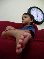 TV og fedme hos barn